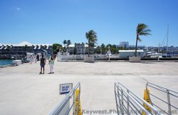 Getting off the cruise ship at Key West cruise dock.jpg