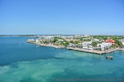Wide Angle View of Westin Hotel Key West & Custom House from Departing Cruise Ship.jpg