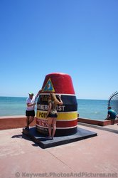 Key West Southernmost Point Pictures