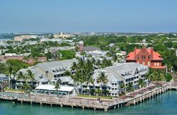 North West end of Key West seen from Cruise Ship.jpg